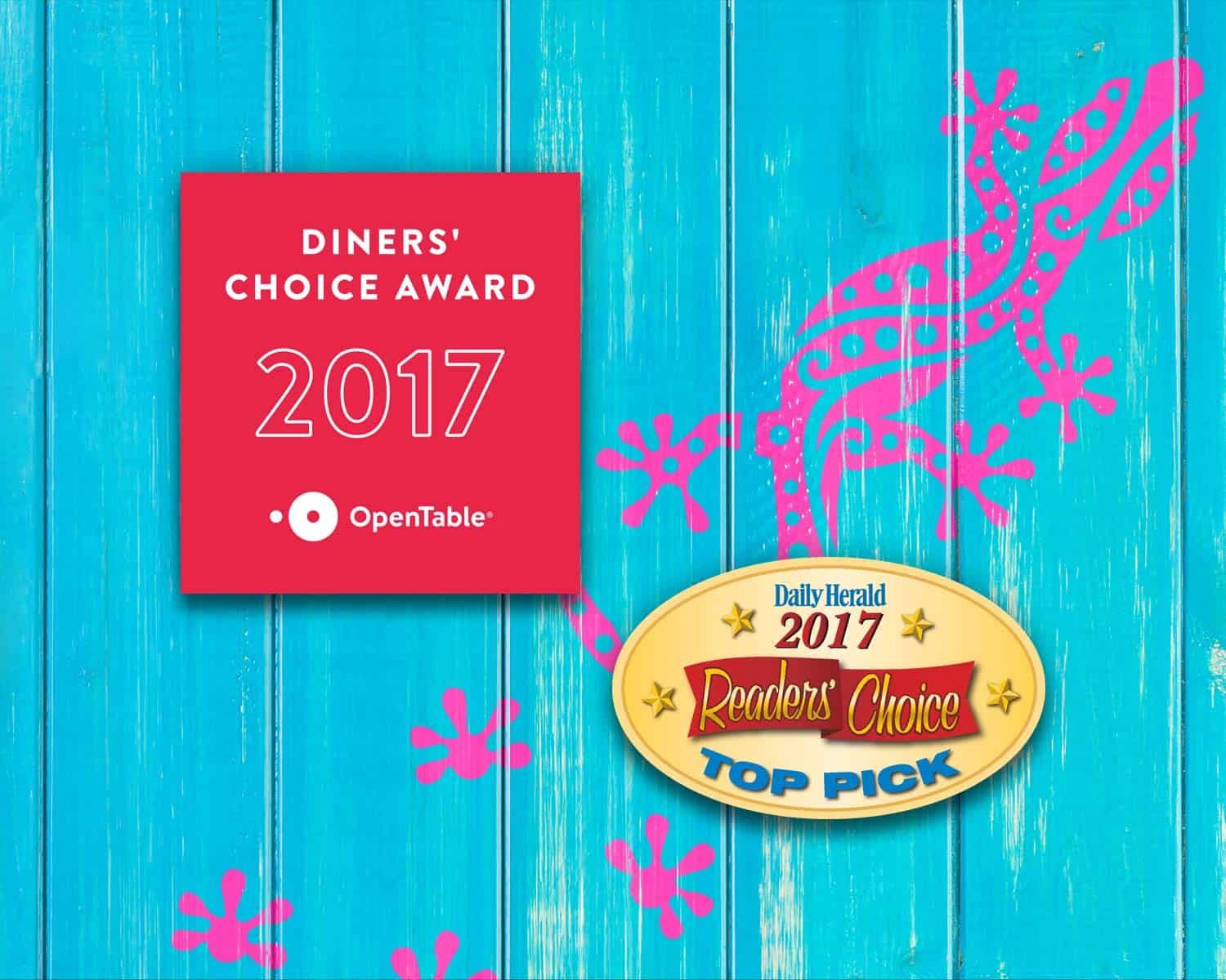 Open Table Diners Choice/Daily Herald Readers Choice